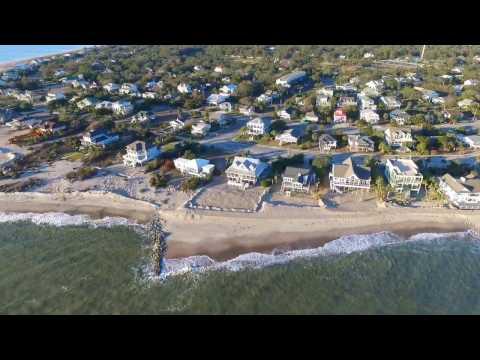 Edisto Island - Colleton County - Drone Footage of Island - DJI Phantom 3 4K
