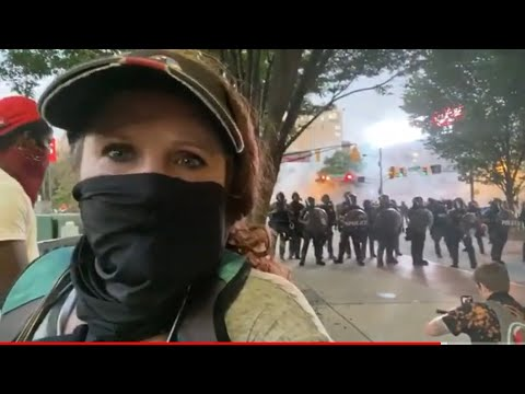 Riots/Protest for George Floyd in ATL GA