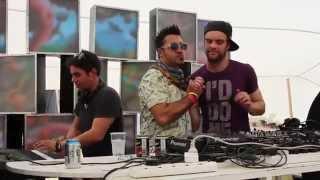Synergy Live - Olmeca Era Club Tent: Plagiarhythm