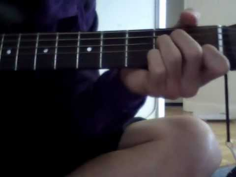 How To Play Hallelujah On Guitar With Chords Youtube