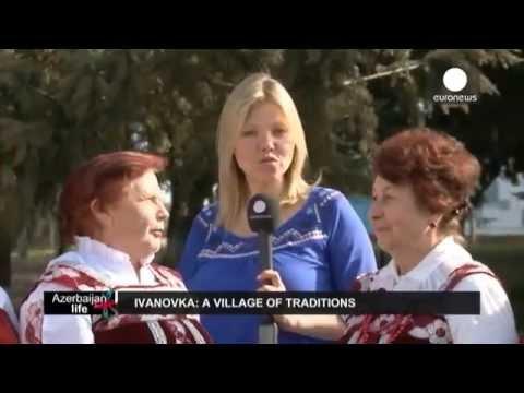 Molokans from Ivanovka (russian village in Azerbaijan)