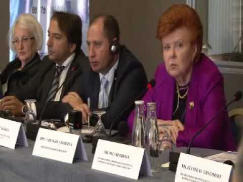 Meeting of the Board of Directors and 4th President's Conference, the speech of Vaira Vike-Freiberga