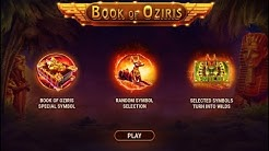 BOOK OF OZIRIS,new game Slot Machine Jackpot Party Casino Slots