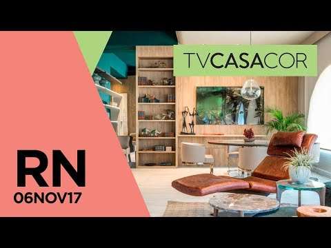 CASACOR RN 2017: Living, loft, varanda e mais!