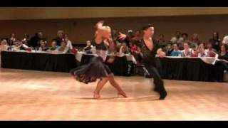 The 10th Annual Michigan Ballroom Dance Competition