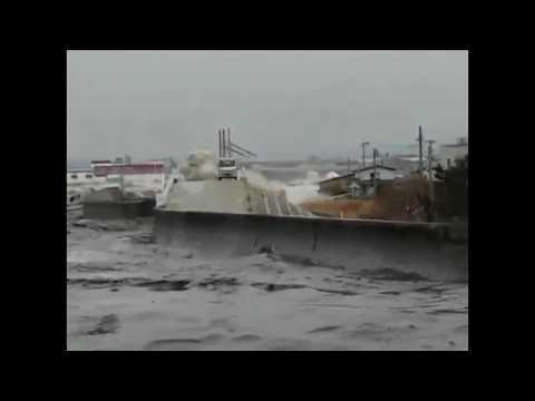 Tsunami in Japan...