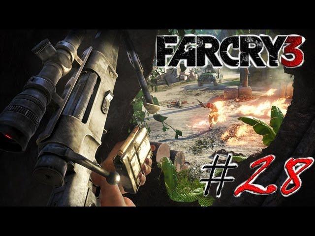 Смотреть прохождение игры Far Cry 3. Серия 28 - Миссия невыполнима.