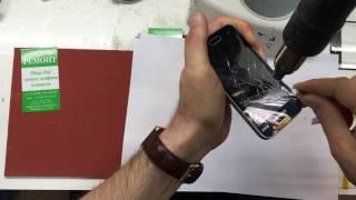 Как разобрать Samsung G313 (часть 1)