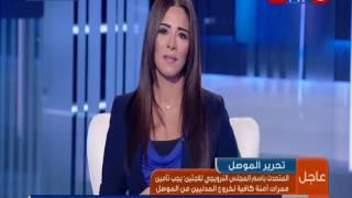 أسماء مصطفى: 'السلع التموينية موجودة لكن إحنا بنسرق بعض' .. فيديو