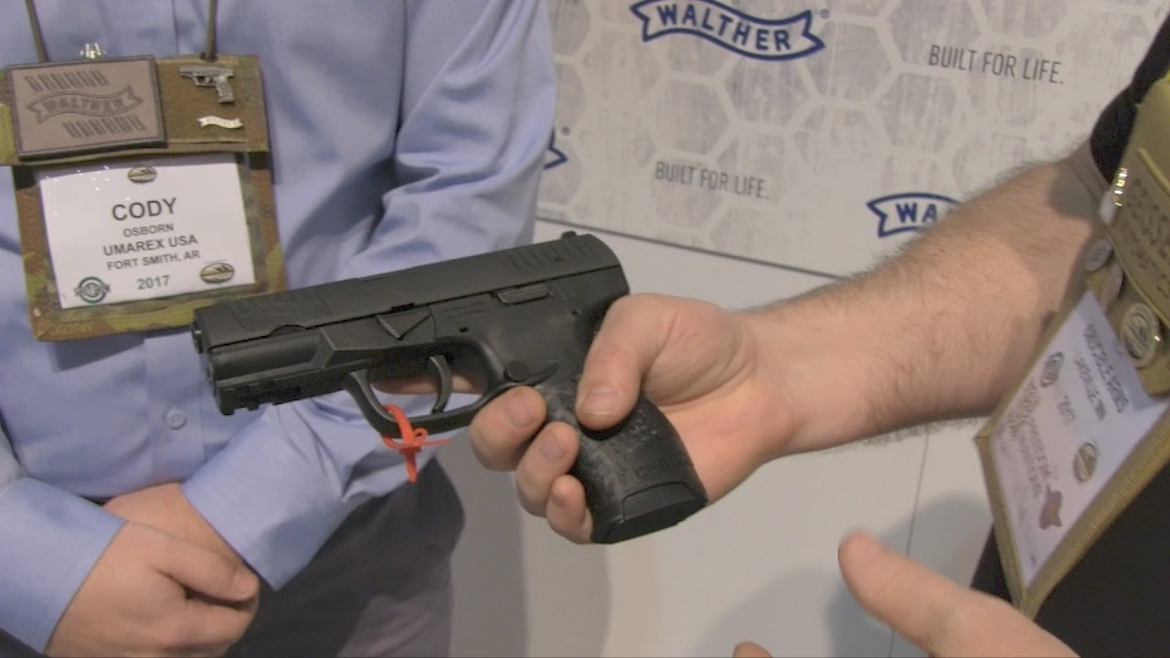 Walther Creed - SHOT Show 2017