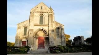 Soissons  - La Cathédrale saint Gervais et le centre ville