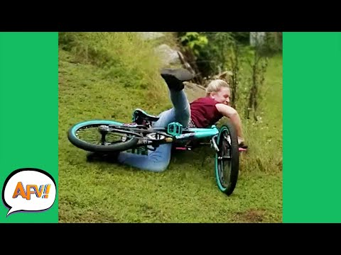It's All DOWN-FAIL From HERE! 😂    Funny Fails   AFV 2020