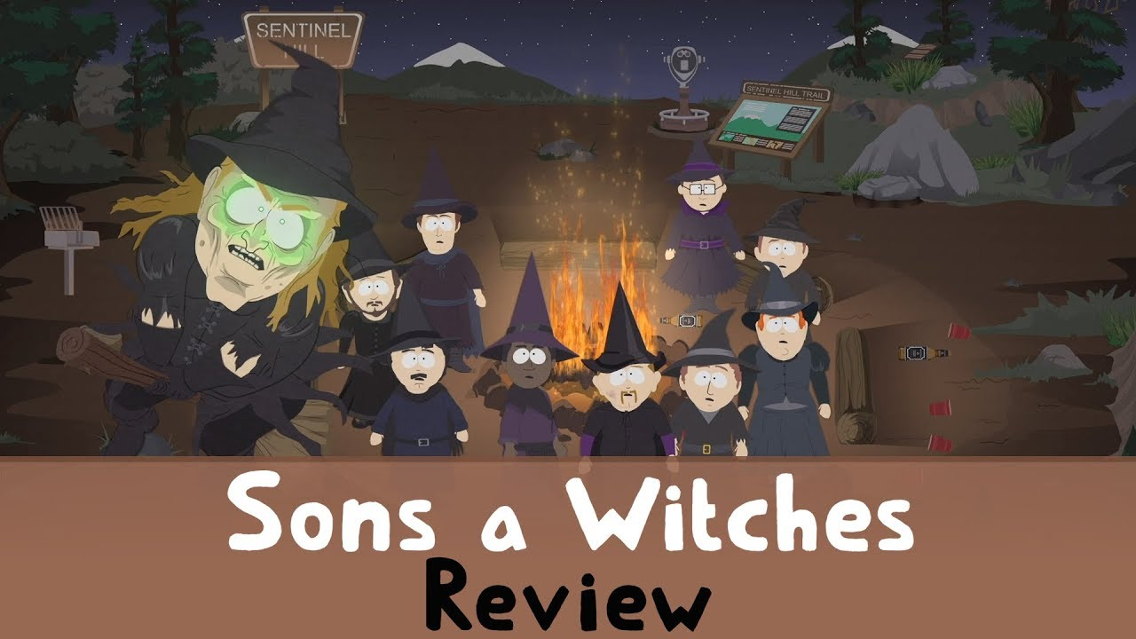 sons a witches south park