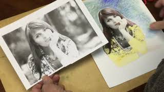 Extended Drawing with Sonia Allen (Ash Creek Arts Center, Teen & Adult)
