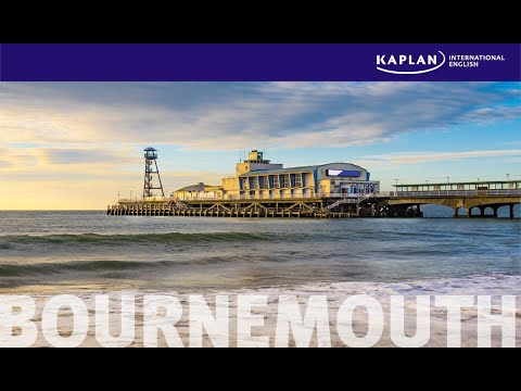 Learn English in Bournemouth with Kaplan