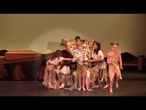 Mark Day School's production of The Lion King (Umama Cast 03-31-17)