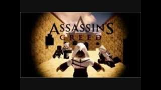 ROBLOX: Assassin's Creed: Templar killling and Assassin View.