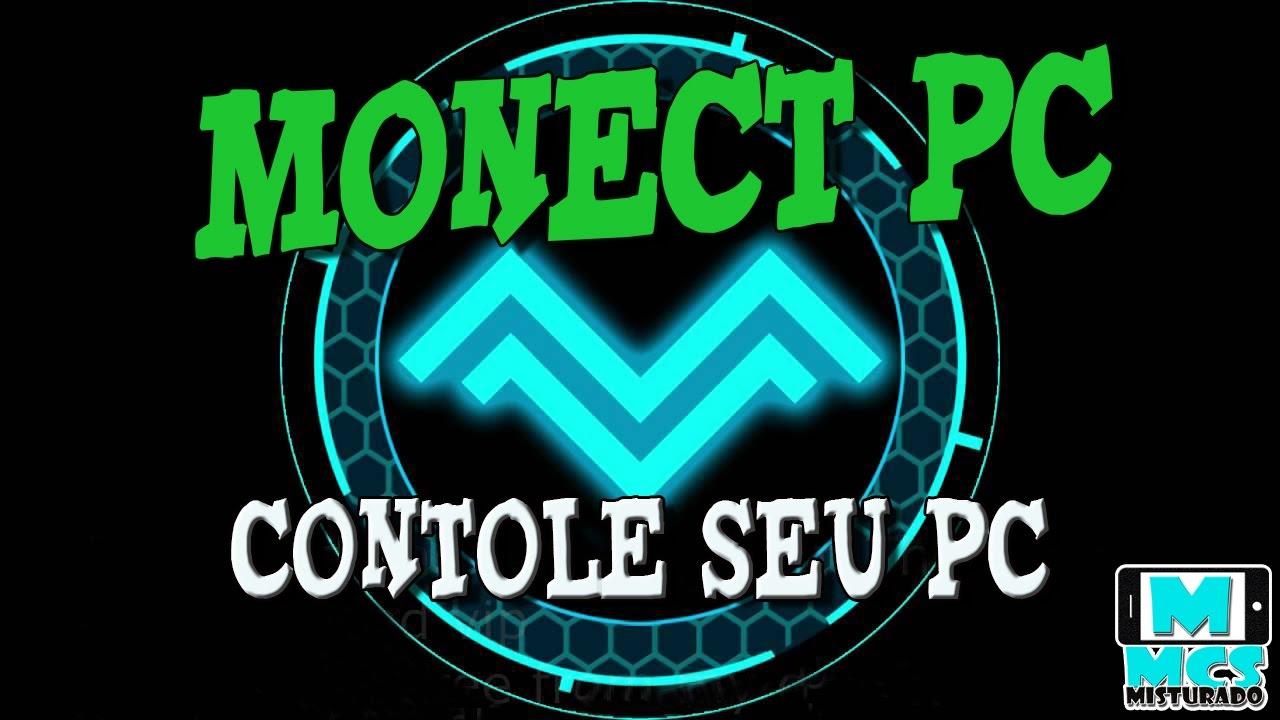Controle para PC - Monect PC Remote