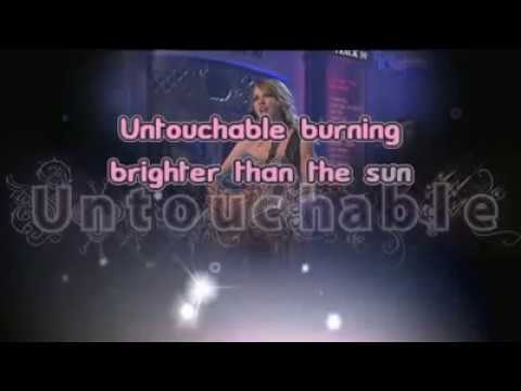 UNTOUCHABLE by:Taylor Swift - Instrumental