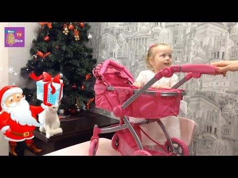 Огромная коляска для кукол Buggy Boom Amidea для Беби Анабель!