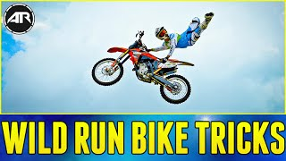 The Crew WILD RUN : BIKE TRICKS!!! (Motorcross Tricks)