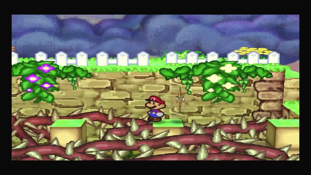 paper mario part 47 flower fields episode 2  getting the