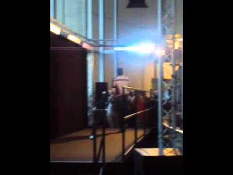 Peter Andre Lowry Christmas Lights - Behind Closed...