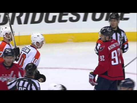 Philadelphia Flyers @ Washington Capitals. Round 1 Game 5