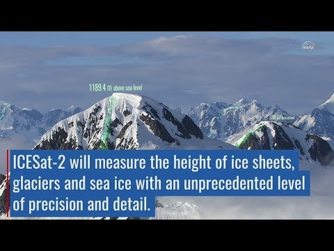 ICESat-2 Adds the Third Dimension to Earth