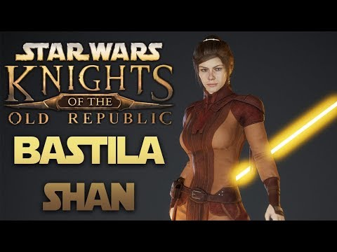 Apeiron's Star Wars Knights Of The Old Republic – Bastila Shan Model Reveal