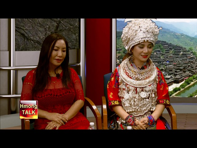 HMONGTALK: A conversation with Yim Haam Phab (Pan Hongqi) from China.