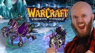 Warcraft III TFT - ZA TRON MROZU - Kampania Nieumarłych ⚔️ eXtra klasyka / GIVEAWAY gier! - Na żywo