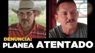 """Hipólito Mora denuncia que """"El Abuelo Farías"""" planea atentado en su contra #Michoacán"""