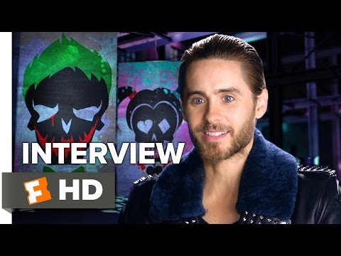 Suicide Squad Interview - Jared Leto (2016) - Action Movie