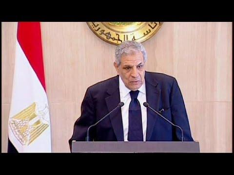 Ägyptischer Bauminister Mahlab mit Regierungsbildung betraut