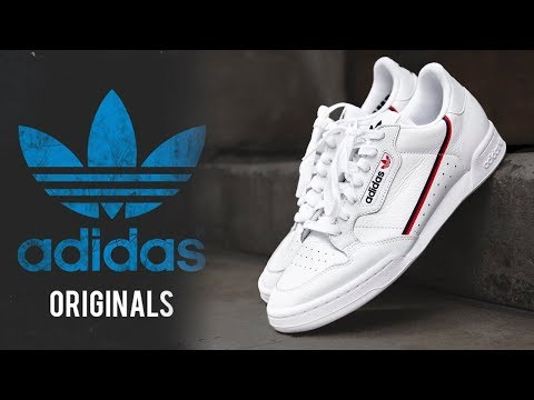 adidas ORIGINALS CONTINENTAL 80 | REVIEW YouTube
