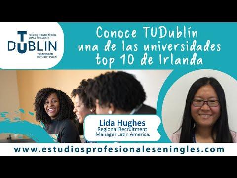 Conoce TUDublin una de las Universidades top 10 de Irlanda
