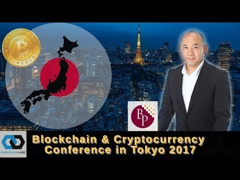 Medicalchain at the Blockchain & Cryptocurrency Conference in Tokyo 2017