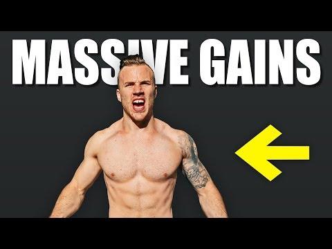 Full Body Workout for Mass (BULK UP FAST!)