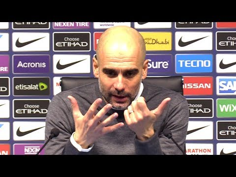 Manchester City 3-1 Arsenal - Pep Guardiola Full Post Match Press Conference - Premier League