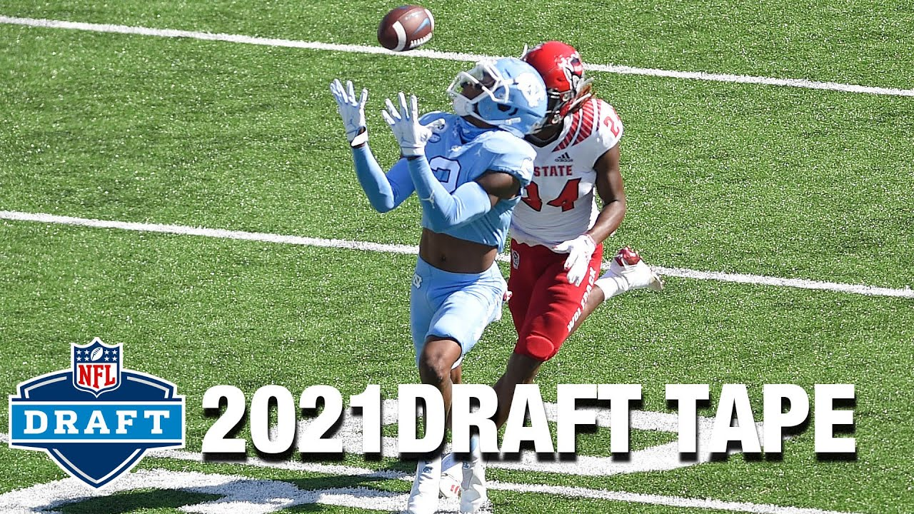 Video: Dyami Brown NFL Draft Tape
