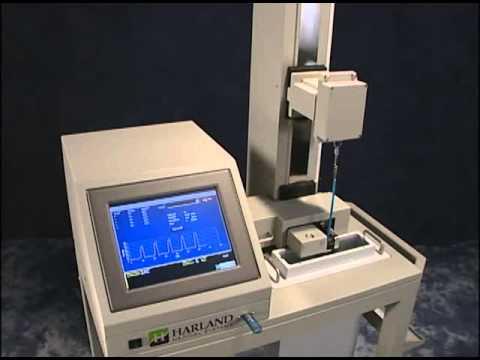 Fts 6000 Friction Testing System For Medical Coatings