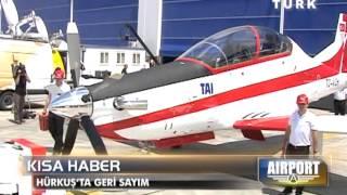 Habertürk / Airport: Hürkuş Havalanmaya Hazır
