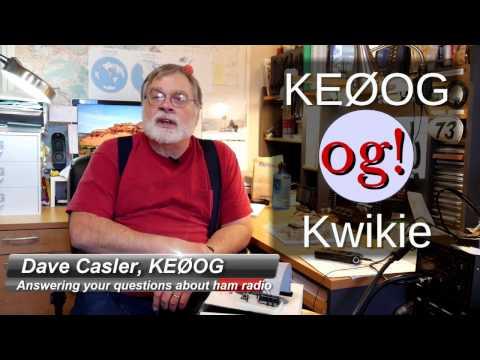 Assembling the BITX-40: KE0OG Kwickie: #48