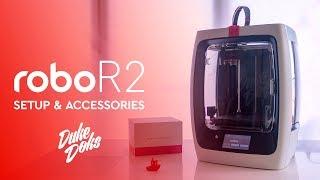 Setup And Accessories / Robo R2 / Montaje Y Accesorios