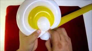 фигурки из воздушных шаров видео
