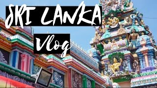 10 DAYS IN SRI LANKA | Exploring jungles, ancient ruins, seaside temples