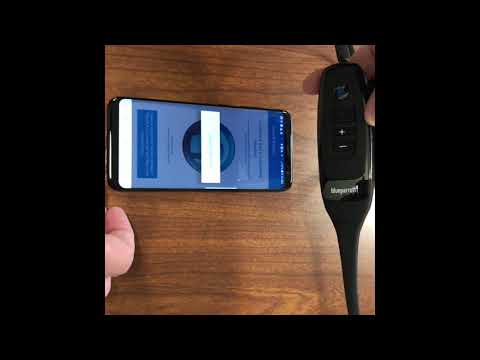 Configuring The BlueParrott C400-XT To Zello In Android