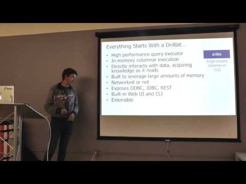 #BDAM: SQL-on-Everything with Apache Drill by Julien Le Dem, Dremio