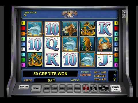 Игровой автомат DOLPHIN'S PEARL играть бесплатно и без регистрации онлайн